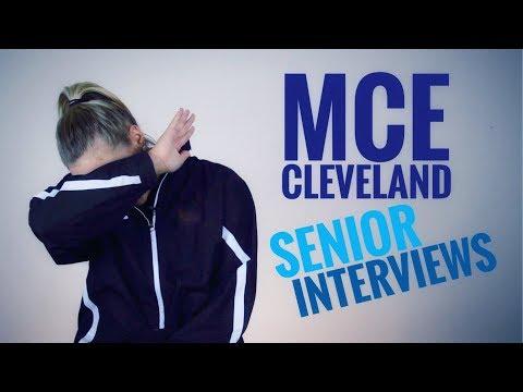 2017 MCE Cleveland Senior Interviews!