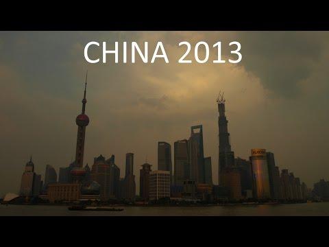 2013 Shanghai, Hangzhou y Guilin