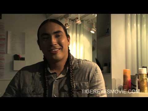 Actor Tatanka Means - YouTube