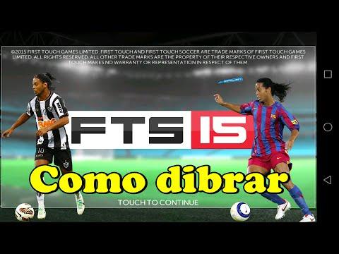 Como Dibrar no First Touch Soccer 15