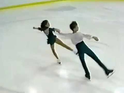 Johnny Weir and Jodi Rudden Pairs Skating Competition