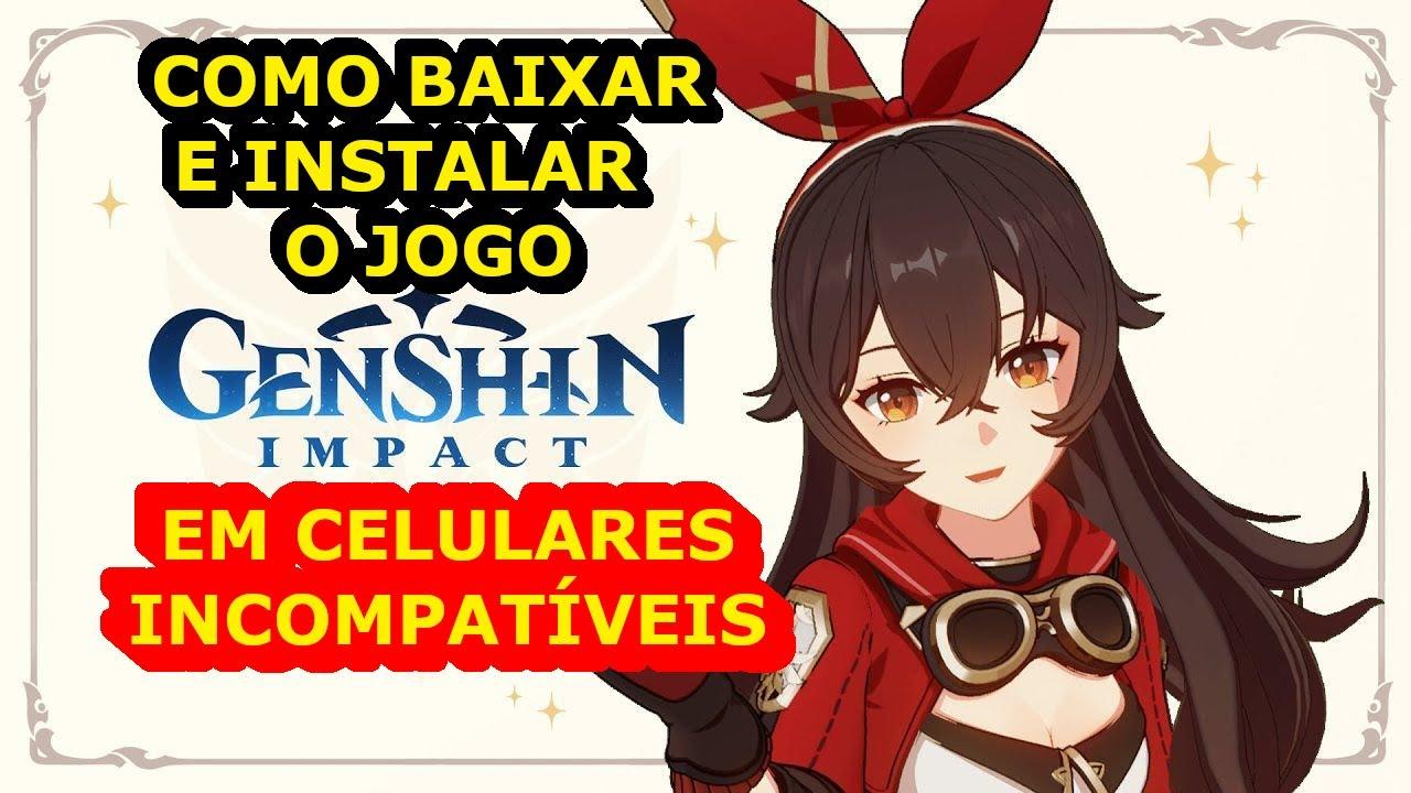 Genshin Impact Mobile Como Baixar E Instalar O Do Jogo Em Alguns Celulares V1 0 Youtube