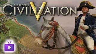 ★ Civilization 5 - Deity #3 - Barbarians Attacking!