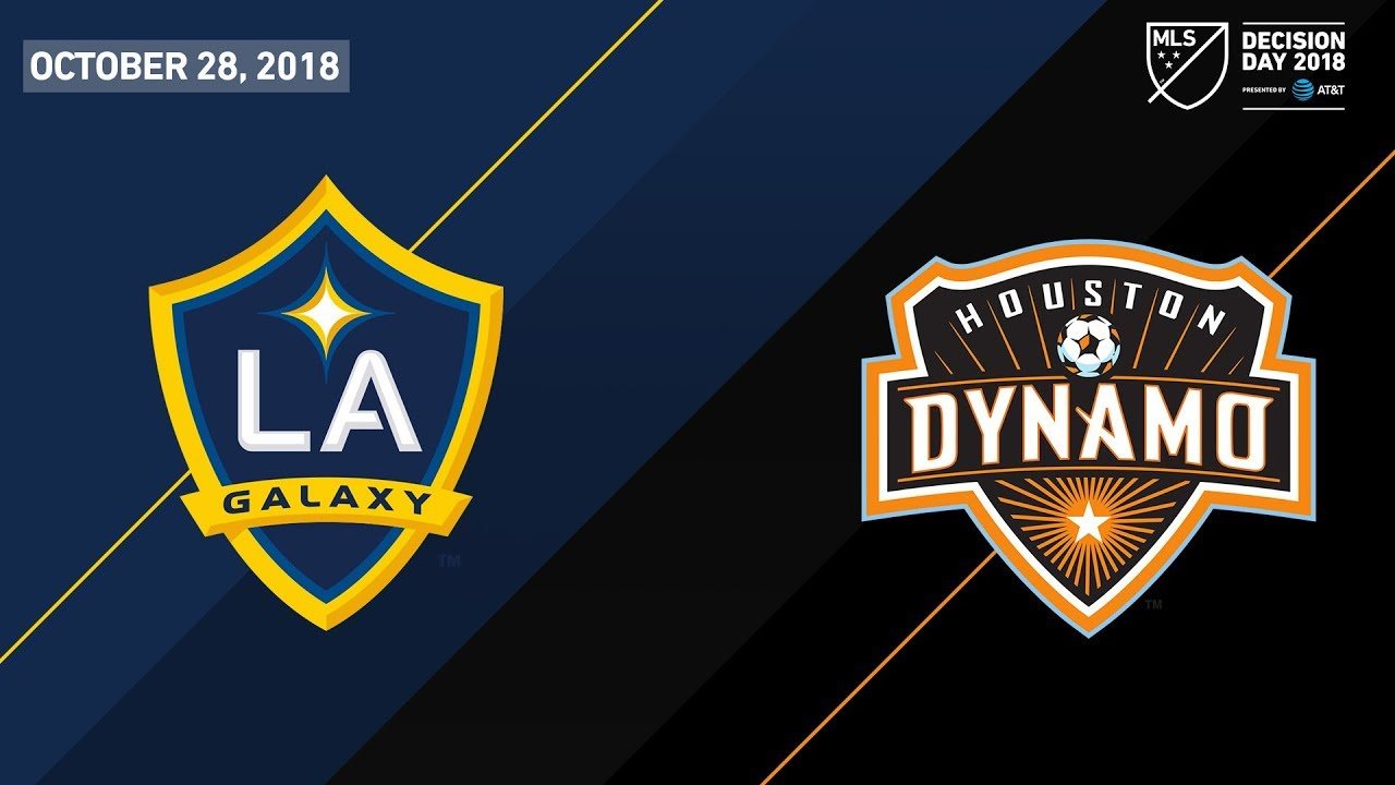 HIGHLIGHTS: LA Galaxy vs. Houston Dynamo | October 28, 2018