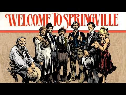 Welcome to Springville - Trailer