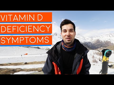 Vitamin D | Vitamin D Deficiency Symptoms