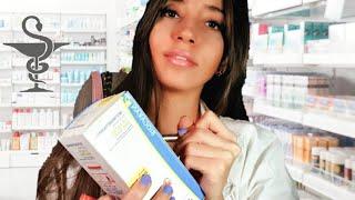 ASMR FRANÇAIS PARTIE 128 : ROLEPLAY MÉDECIN PHARMACIEN #asmr #roleplay #brushing #medecin #pharmacie