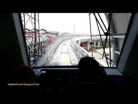 Skytrain APMS Soekarno-Hatta Int'l Airport