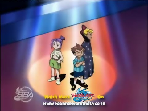 Beyblade - Epidode 25 - My Way Or The Highway Hindi