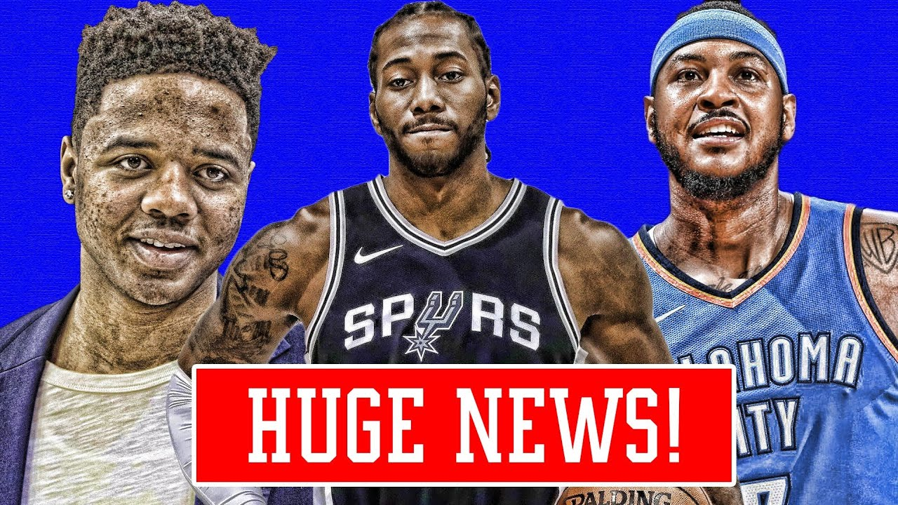 kawhi-staying-with-raptors-markelle-fultz-completely-changed-carmelo-to-houston-nba-news