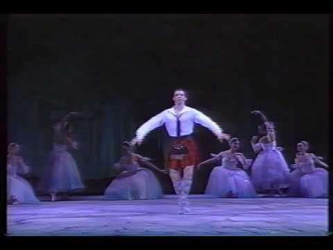 La Sylphide II: Alexei Ratmansky, Raisa Hylko