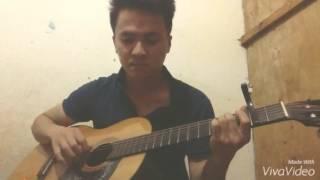 Hãy Nói  Với Em-Hồ Ngọc Hà(guitar solo)