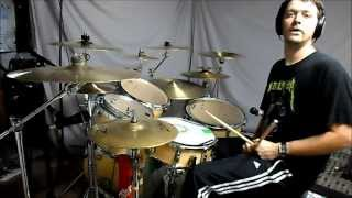 METALLICA - The Frayed Ends of Sanity - Drum Cover