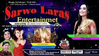 Download lagu LIVE CAMPURSARI SARWO LARAS | WEDDING DITA DAN CANDRA - TANJUNG DUREN JAKARTA