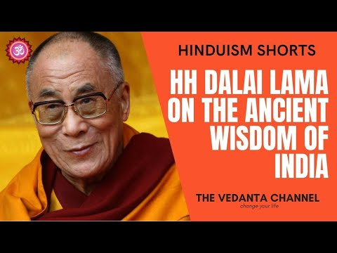 hh-dalai-lama-on-the-ancient-wisdom-of-india-|-hinduism-facts