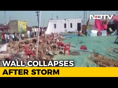 26 Dead As Wall Of Wedding Hall Collapses In Rajasthan