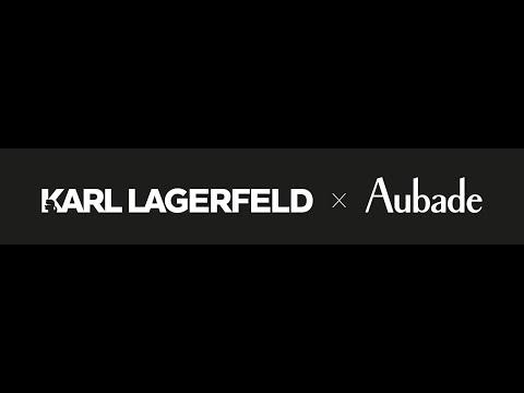 KARL LAGERFELD X AUBADE