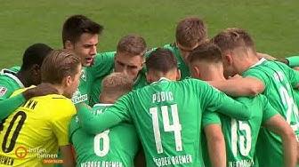 Werders U23-Spieler und der Traum von der Bundesliga