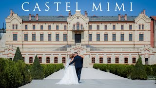 Castel Mimi, Cornelia & Iulian, Lovely Moments, By Flystudio.md