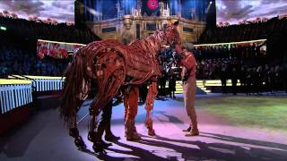 Only Remembered - John Tams - War Horse - HD