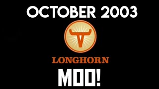 Windows Longhorn October 2003 Beta Update Animation (cow sound)