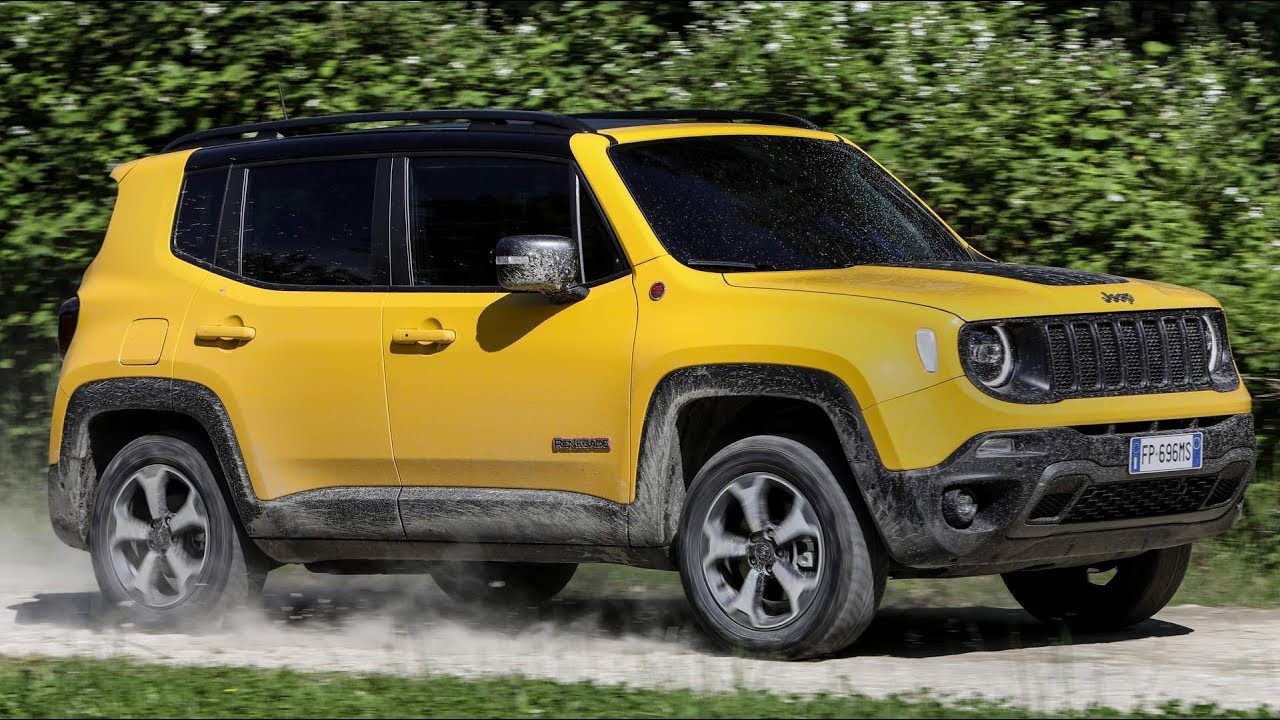 Novo Jeep Renegade 2019 Trailhawk Detalhes E Especificacoes Www Car Blog Br Youtube