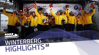 German teams get a clean sweep in Winterberg | IBSF Official