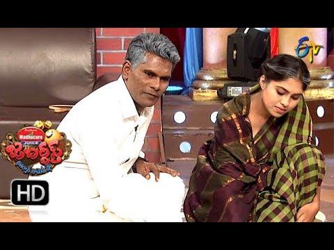 Chammak Chandra Performance | Jabardasth | 4th October 2018 | ETV Telugu