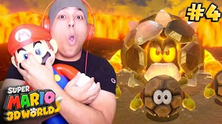 PLAYING MARIO, WITH MARIO ON MAR10 DAY! [SUPER MARIO 3D WORLD] [#04]