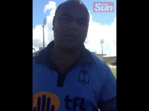 Telecom Fijian Warrior Head Coach Senirusi Seruvakula
