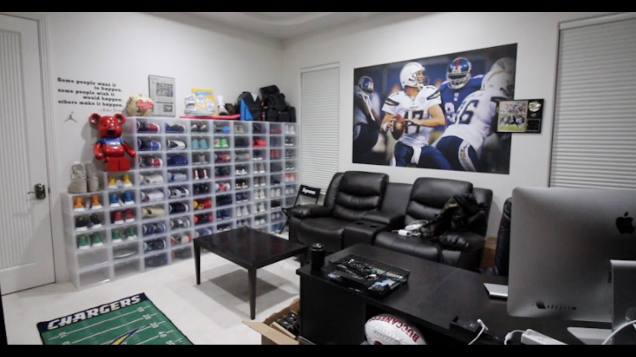 Ikea Video Game Room