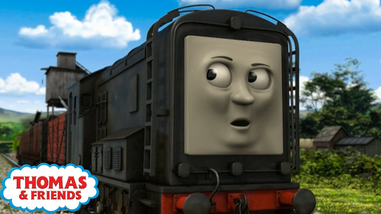 Percy and the Calliope | Thomas & Friends UK | Full Episode | Season 16 | Kids Cartoon
