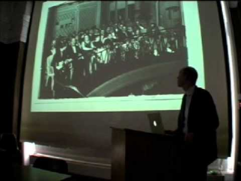 Nicholas Fox Weber on Le Corbusier, at UCD School of Architecture