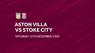 Aston Villa 2-2 Stoke City | Extended highlights