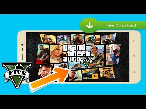 250 Mb] Download GTA 5 Lite Mod for Android Highly