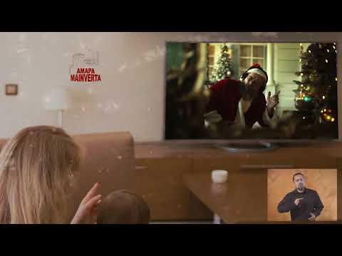 Campaña navideña del AMPA Mainverta para vender Lotería de Navidad