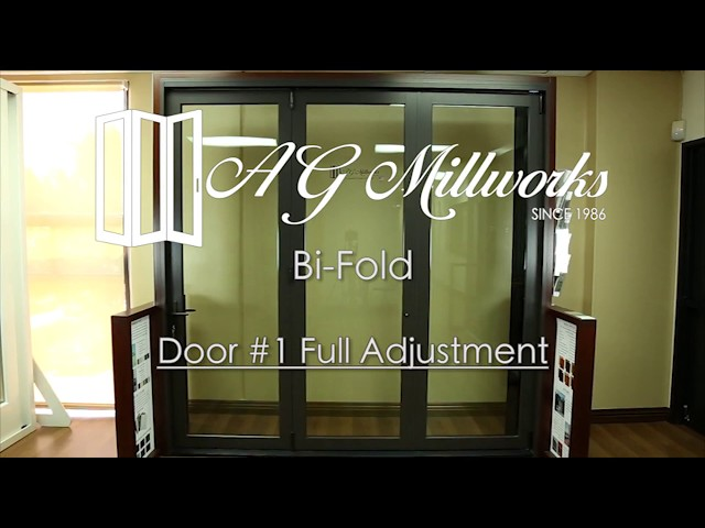 How to Adjust Door 1 Hinges