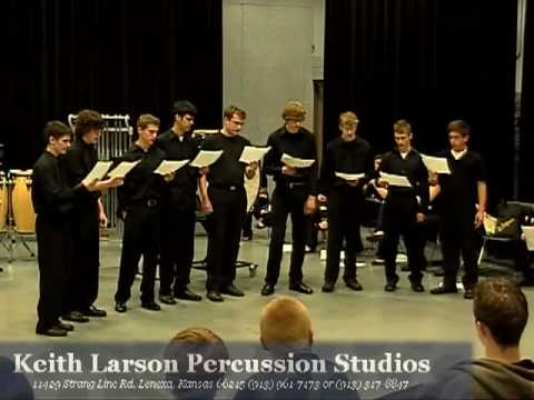 Keith Larson Percussion Studios concert highlights...