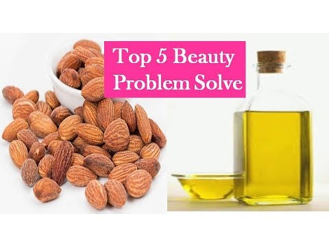 Top 5 Beauty Problem Solve One and Only Almond Oil