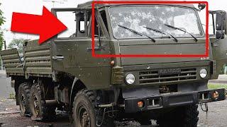 Почему водители в армии СССР, выбирали не КамАЗ, а Урал?