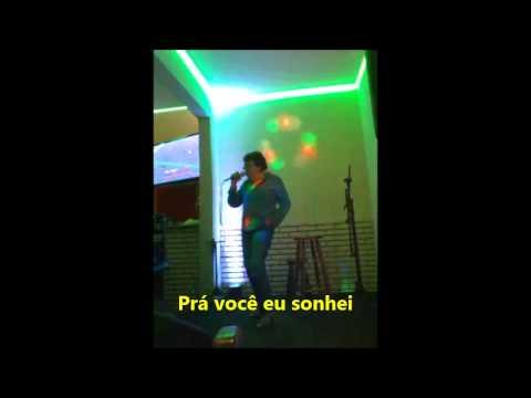 KARAOKE POP HOUSE - EDINA CANTANDO PRÁ VOCÊ