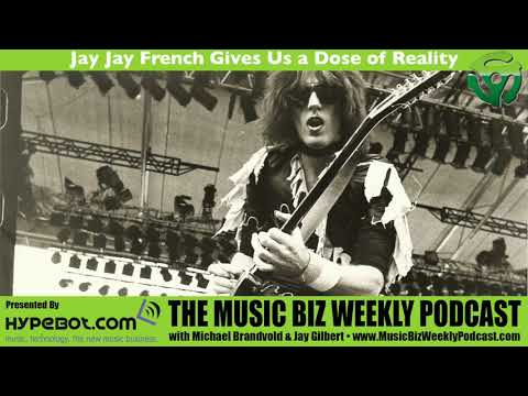 Ep. 326 Jay Jay French Gives Us a Dose of Reality About the Music Business