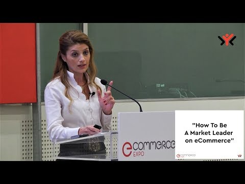 e-Commerce Expo| Evi Boukorou's presentation
