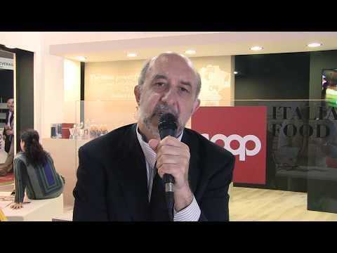 Roberto Sgavetta Interview - Coop Italian Food @ CIbus Fair - Parma (Italy)