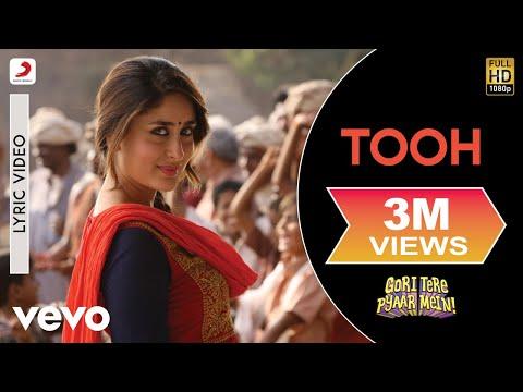 Tooh Lyric Video - Gori Tere Pyaar Mein|Kareena Kapoor,Imran Khan|Mika Singh|Mamta Sharma