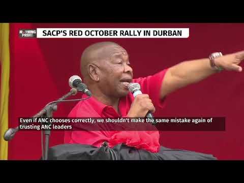 ANC must not take SACP lightly: Nzimande