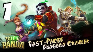 TaiChi Panda iOS/Android Gameplay Part 1