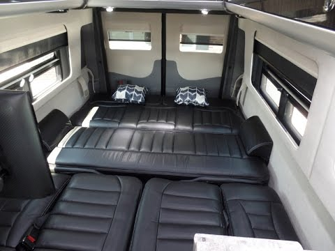 2017 Airstream Interstate Ext Lounge 9 Passenger Mercedes
