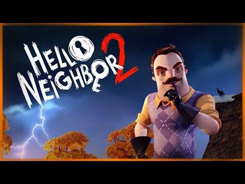 НОВЫЙ ПРИВЕТ СОСЕД ВЫШЕЛ! ПЕРВАЯ АЛЬФА! ● Hello Neighbor 2 Alpha 1