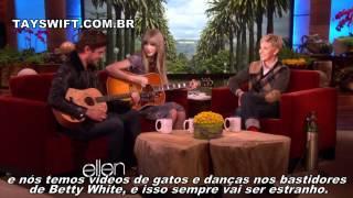 Taylor Swift e Zac Efron cantam música em entrevista! - legendado by TaySwiftBR